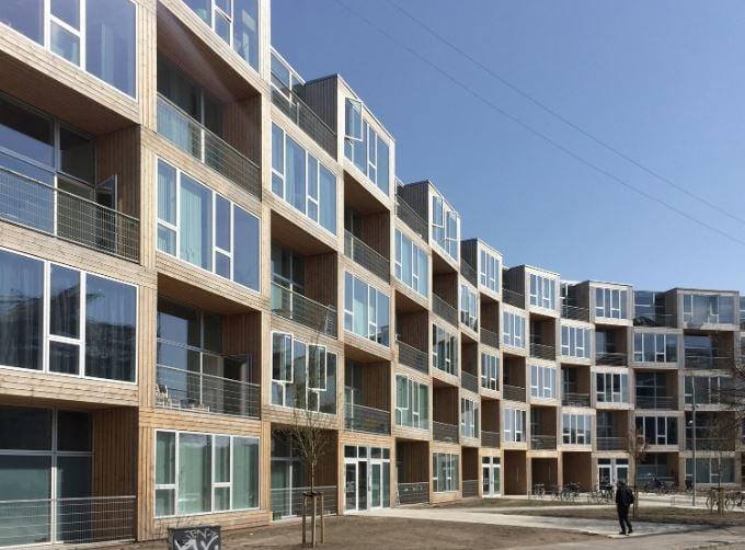 BIG lägenheter